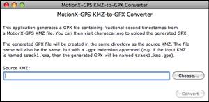 Kmz To Gpx Converter